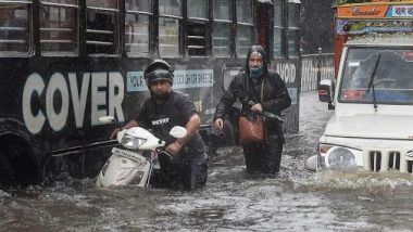 Mumbai Rains: Heavy Rainfall to Lash City, Other Parts of Maharashtra on Wednesday, IMD Issues Red Alert