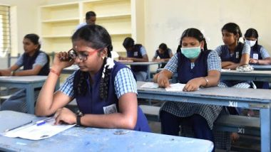TN SSLC Result 2020: Tamil Nadu Class 10th Board Exam Result to Be Declared on August 10