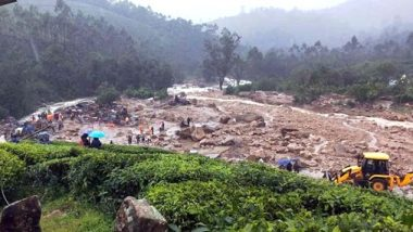 Idukki Landslide: Death Toll Jumps to 43; Rainfall Warning Issued in Odisha