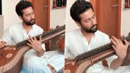 Independence Day 2020: Vicky Kaushal Playing Ae Watan, Watan Mere From Raazi On A Veena Makes You Wish It Never Ends (Watch Video)
