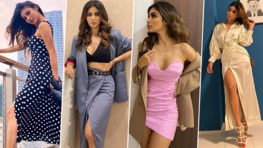 Mouni Roy Birthday Special: 7 Outfits from her Personal Wardrobe that We Want to Steal (View Pics)