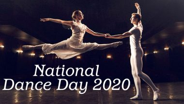 National Dance Day 2020 Virtual Ideas: From Binge Watching Dance Movies to Wearing Old Dance Costumes, 5 Fun Ways You Can Celebrate the Day at Home