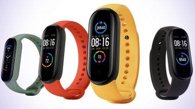 Mi Smart Band 5 Launching in India on September 29; Expected Prices, Features & Specifications
