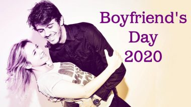 When is Boyfriend's Day 2020 in India & Other Countries? Know Date and Significance of The Day That Celebrates Your Man!