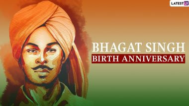 Bhagat Singh Birth Anniversary Hd Images Wallpapers Pics Quotes Pay Tribute To The Freedom Fighter On 113th Birth Anniversary With Greetings Wishes And Gifs Latestly