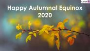 September Equinox 2020 Date: Significance With Happy Autumnal Equinox Images and Messages to Send Wishes on First Day of Fall