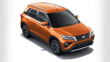 Toyota Urban Cruiser SUV Launched in India Starting From Rs 8.40 Lakh; Check Prices, Features, Variants & Specifications