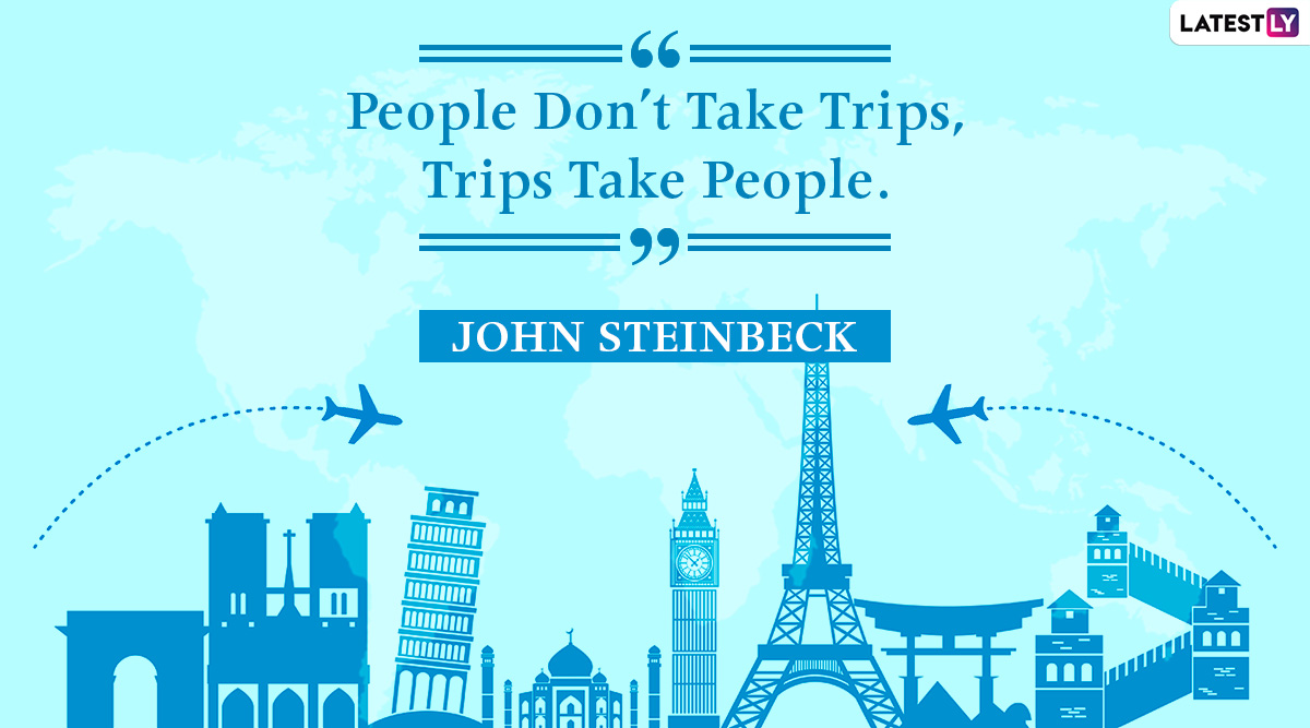 World Tourism Day 2020 Quotes and HD Images: Best Travel ...
