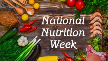 National Nutrition Week 2020: What Are Nutrients? From Proteins to Lipids, Different Types of Nutrients Our Body Needs