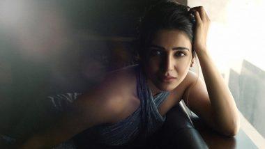 Samantha Akkineni Shares a Stunning Click to Celebrate 12 Million Followers on Instagram