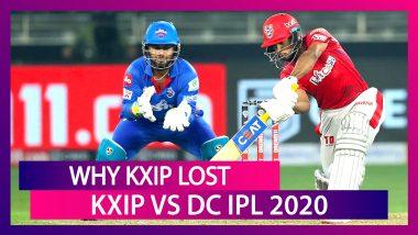 Delhi vs Punjab IPL 2020: 3 Reasons Why Punjab Lost To Delhi