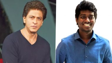 Shah Rukh Khan To Play Dual Role In Atlee's Action Drama?