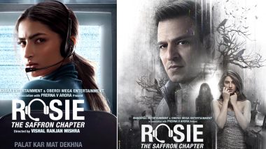Rosie The Saffron Chapter: Vivek Oberoi Joins the Cast Of Palak Tiwari's Debut Film, Releases New Posters Of the Supernatural Thriller