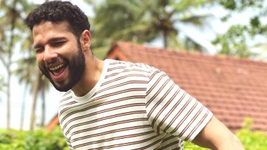 Siddhant Chaturvedi's Happy Picture Has a Munna Bhai Connection (View Post)