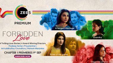 Forbidden Love: Pradeep Sarkar, Aniruddha Roy Chowdhury, Priyadarshan, Mahesh Manjrekar To Direct Films On Marriage and Relationships