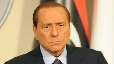 Silvio Berlusconi Tests Positive For COVID-19, Former Italy PM Isolated at Home
