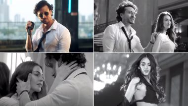 Tiger Shroff's Song Unbelievable Out! the Actor's Voice Is as Smooth as His Dance Moves (Watch Video)