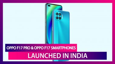 Oppo F17 Pro & Oppo F17 Smartphones Launched in India; Prices, Features, Variants & Specs