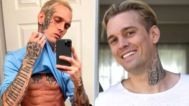 Aaron Carter Set for His First XXX Debut by a Live Porn Performance! Rapper Might Masturbate in Front of Cameras Along With Some Foot Fetish Content For Fan