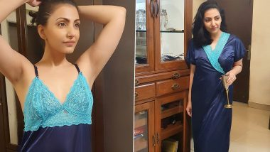 Navina Bole Tests Positive For COVID-19, Miley Jab Hum Tum Actress Is Recovering In Isolation