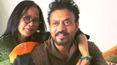 Irrfan Khan's Wife Sutapa Sikdar Makes an Appeal to Legalise CBD Oil in India