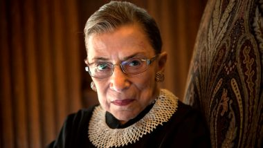 Ruth Bader Ginsburg Dies: US Supreme Court Justice's Last Wish Was to 'Not be Replaced Until New President is Installed'