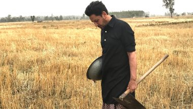 Gurdas Mann Comes Out in Support of Farmers Over Issue of Agriculture Reform Bills, Posts Picture of Him Doing Farming