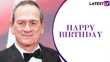 Tommy Lee Jones Birthday Special: From The Fugitive to Men in Black - a Look at Some of his Brilliant Roles