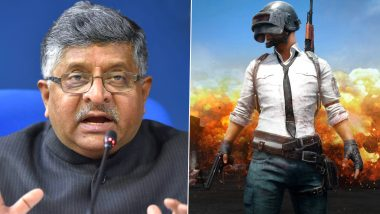 PUBG, Other 117 Chinese Apps Banned in India: Ravi Shankar Prasad Says 'Govt Focussing on Made in India Apps'