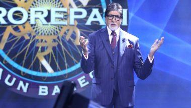Kaun Banega Crorepati Season 13: Amitabh Bachchan-Hosted Show To Return From August 23!