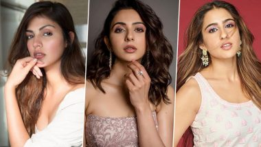 Bollywood: Rhea confessed the names of Sara Ali Khan, Rakul Preet Singh and others in relation to drug case