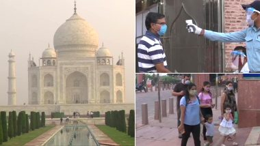 Taj Mahal Reopens For Visitors 6 Months After Coronavirus-Induced Closure, List of Guidelines For Tourists