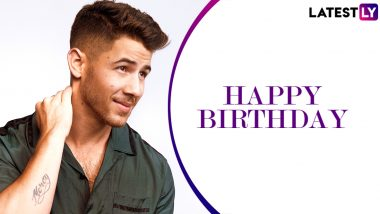 Nick Jonas Birthday: From Find You to Close - 5 Tracks Of the Singer That Made Us Fall In Love With His Gorgeous Vocals (Watch Videos)