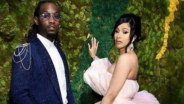 Rapper Cardi B Files For Divorce From Husband Offset