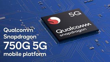 Qualcomm Snapdragon 750G Chip With 5G Connectivity Announced: Report