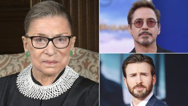 Ruth Bader Ginsburg No More: Hollywood Celebs Offer their Condolences