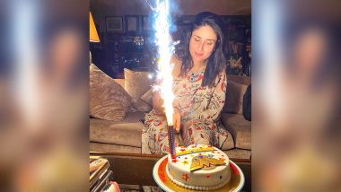 Karisma Kapoor Shares A Glimpse From 'Super Mom' Kareena Kapoor Khan's Birthday Celebration!