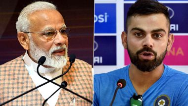 Fit India Dialogue 2020: PM Narendra Modi Talks to Virat Kohli, Milind Soman & Others, Thanks RCB Captain for Taking Time Out of IPL 2020 Schedule