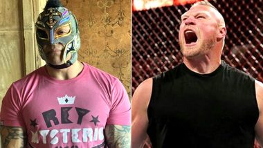 WWE News: From Brock Lesnar Not Being Under Contract to Rey Mysterio Getting Ruled Out Due to Torn Triceps, Here Are 5 Interesting Updates to Watch Out For