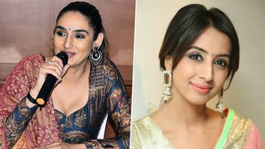 Sandalwood Drug Racket: Ragini Dwivedi Sent to Judicial Custody, Sanjjana Galrani's Remand Extended by 3 Days