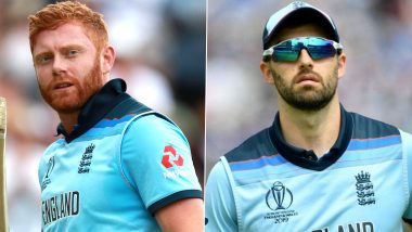 Jonny Bairstow, Mark Wood Lose England Test Contracts; Pay Cuts Likely Due to COVID-19 Pandemic