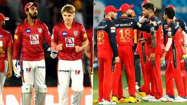 KXIP vs RCB Dream11 Team Prediction IPL 2020: Tips to Pick Best Fantasy Playing XI for Kings XI Punjab vs Royal Challengers Bangalore Indian Premier League Season 13 Match 6