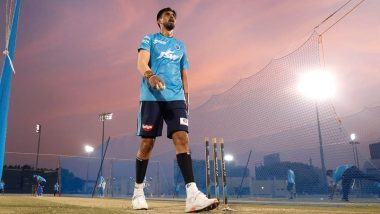Delhi Capitals Pacer Ishant Sharma Ruled Out of IPL 2020 Due to Muscle Tear