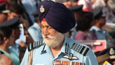 Marshal of The Air Force Arjan Singh's 3rd Death Anniversary: Here Are Interesting Facts About The Most Decorated Officer of IAF