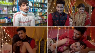 C0R0NA Mein Suhaag Raat on YouTube: A Wedding Night With Masks, Sanitisers, Work From Home, And Some Cringe is What This Hunny Sharma Video is Made of; Netizens Are Having a Laugh