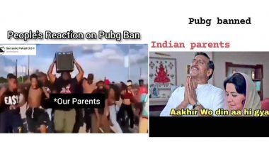 PUBG Ban Funny Memes and Jokes: From Super Happy Desi Moms to 'Reliance Launching JioG', Hilarious Posts Go Viral After Indian Govt Bans 118 Chinese Apps