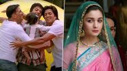 Daughter's Day 2020 Songs: From 'Meri Duniya Tu Hi Re,' to 'Dilbaro,' 7 Popular Bollywood Songs on Daughters You Will Love to Hear Time and Again!