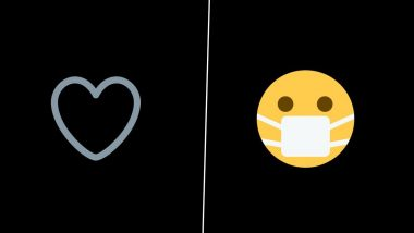 #WearAMask Trends Online After Twitter Replaces the 'Like' Heart for 'Face With Medical Mask' Emoji! Netizens Are So Obsessed With It (Check Tweets)