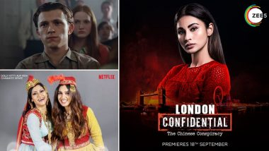 OTT Releases Of The Week: Tom Holland's The Devil All The Time, Bhumi Pednekar's Dolly Kitty Aur Chamkte Sitare on Netflix, Mouni Roy's London Confidential on Zee 5 and More