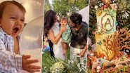 Amy Jackson Shares Video From Son Andreas' First Birthday Celebration And It Is Adorable!